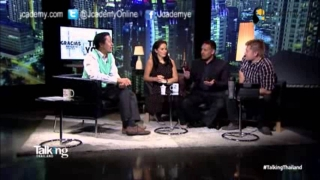 TV Interview Polyglot Stuart Jay Raj talks about Language Learning and Careers EN Subs