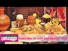 Learn how to cook the most delicious Mexican dishes!