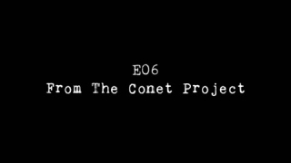From The Conet Project to Today -- S1E1 -- E06