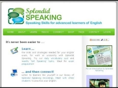 Advanced English Students: Speaking Exam Tasks