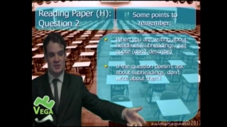 GCSE English Revision: Reading Paper Question 2