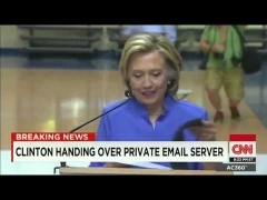 Hillary Clintons email server under investigation