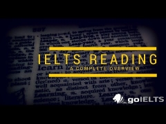 Ielts Reading - Tips, Tricks and Tactics