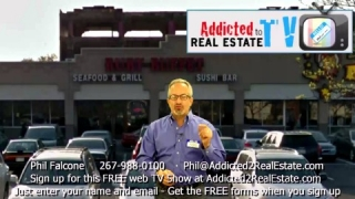 Addicted to Real Estate Ruby Buffet meeting on 3-10-14 in South Philadelphia @ 630 pm