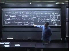 Lecture 1: Probability and Counting | Statistics 110