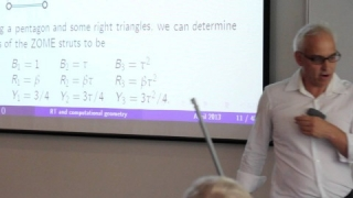CSSE Lecture: Towards a More Computational Mathematics