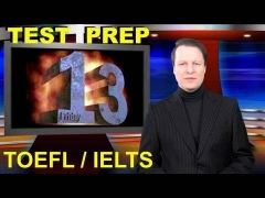 Learn English with Steve Ford- TOEFL/IELTS Preparation 13