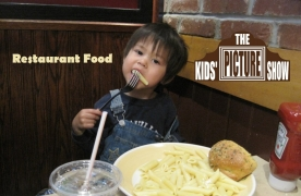 Restaurant Food - The Kids' Picture Show (Fun & Educational Learning Video)