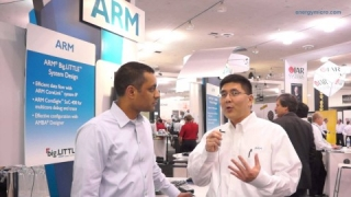 DESIGN West 2013 ARM University Program with EFM32 Cortex-M3 MCUs