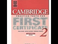 Cambridge Practice Tests for First Certificate 2 Teacher's Book Paul Carne Louis