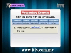 iTTV SPM Form 5 English Chapter 2 Comprehension (Environment-Summary Writing I) Tuition/Tips