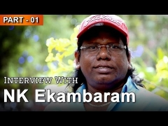 In Conversation with N. K. Ekambaram | Interview
