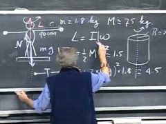 MIT Professor Walter Lewi's Physics 801 Lecture 20