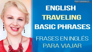 English basic phrases traveling transport Frases básicas en inglés Transporte y Aeropuerto Viajar