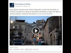 University of Oxford News & Event