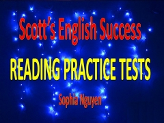 Scott's English Success-Advanced IELTS - Reading + Answer Key - 1