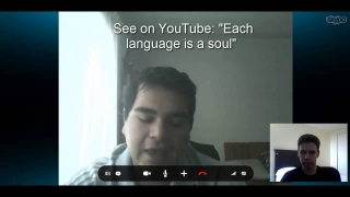 Interview with polyglot Julio César: Romance languages and self-learning