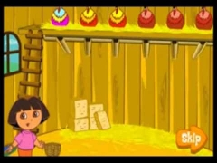Dora The Explorer 3D   PART 11 Saves the Farm
