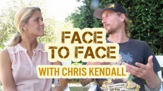 Chris Kendall - how to get a life full of travelling, play, joy, peace and fun