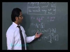 Class 11-Physics-Units and Measurement-IIT-JEE Video Lectures