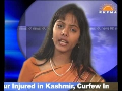 Suryanshi Pandey T.V News Reading (in English)