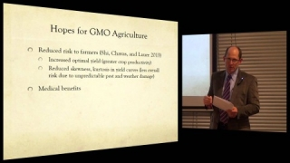 Mark Leonard - Between Frankenfood and Panacea: A Look at GMO Agriculture