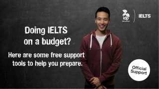 Doing IELTS on a budget? Here are some free support tools to help you prepare.