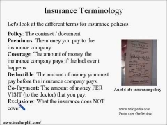 Business and Finance Lesson 10   Insurance Learn English   english conversation