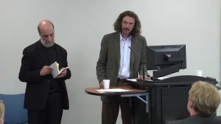 Raúl Zurita reading (English translations by Mac Test), April 2011, Boise State University