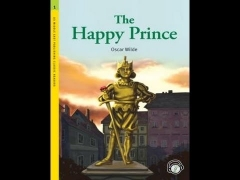English listening practice - The Happy Prince -Audio Stories with subtitles