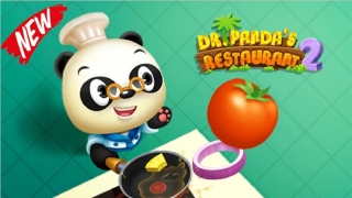 Dr Panda Restaurant 2  | Educational iPad app for Kids  | Dr.Panda  |  Full Game Play
