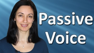 Passive Voice - English Lesson