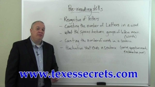 TExES English as a Second Language Supplemental Exam Pre-Reading Skills