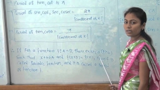 BP BSc AGRI EM Periodic Function of Trigonometry | Rai University Video Lectures