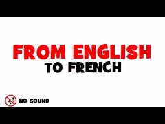 FROM ENGLISH TO FRENCH = Finance