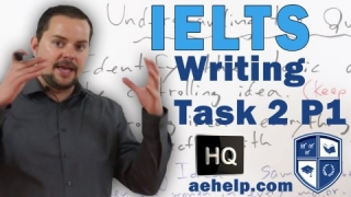 Academic IELTS Writing Task 2 Understanding and Planning Part 1
