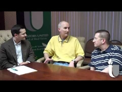 Investors United School of Real Estate Investing President's Club Members - Sam and Rick