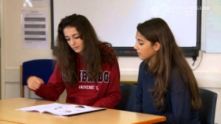 Cambridge English: Preliminary for Schools, Victoria and Chiara