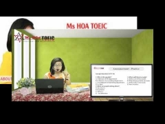 Luyện thi TOEIC Part 4 - Short Talk By Ms Hoa TOEIC [Full HD]