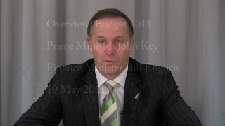 Budget 2011 Overview - Prime Minister and Finance Minister
