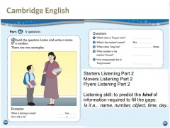Tips and Tricks to prepare your learners for Cambridge English: Young Learners