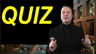 TOEFL Speaking TIPS Quiz Question 5 - Learn English with Steve Ford