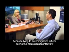 The USCIS Naturalization Interview and Test Video (2015)