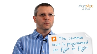 How to Survive the First 10 Seconds of a Job Interview - Understanding the Caveman Brain