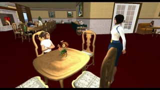 Restaurant in languagelab