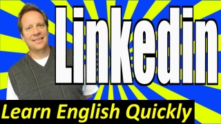 Learn English Vocabulary from Linkedin and the New Elevate App - Social Media English!