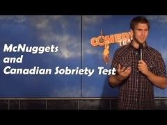 McNuggets and Canadian Sobriety Test (Funny Videos)