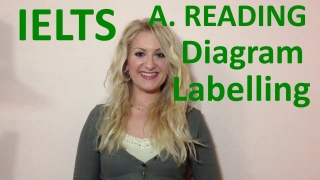 IELTS Reading: TIPS for Diagram Labelling- english video