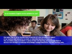 Loughborough College Academic English Language Course (IELTS Preparation)