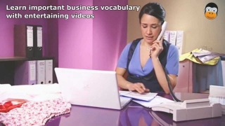 Learn Business English with Videos at Lingorilla.com - learning languages online